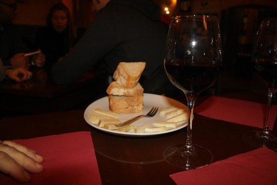 Enoteca Scali: formaggi