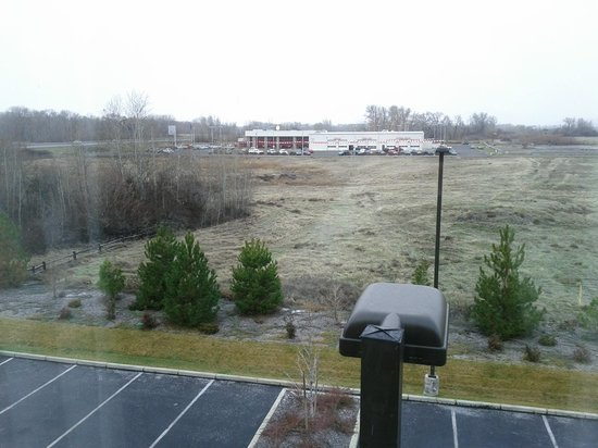 Hampton Inn Ellensburg: Room view
