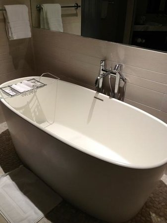Hyatt Centric The Woodlands: the ultimate Bath