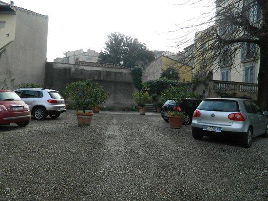 Principe Hotel: parcheggio inerno gratuito