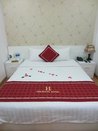 Hanoi Holiday Diamond Hotel: Room