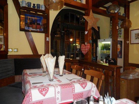 Winstub Ville de Nancy : Typiquement alsacien