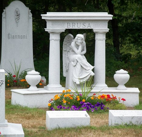 Hope Cemetery: She's Waiting for You