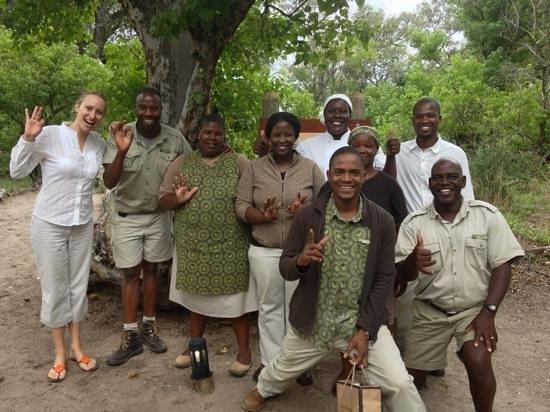 andBeyond Xaranna Okavango Delta Camp: thank you to all Of you