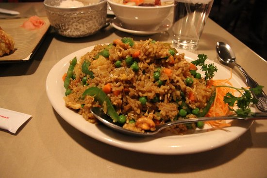 Benja Thai & Sushi: Fried rice