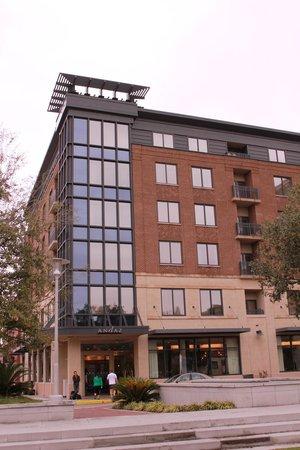 Andaz Savannah: Hotel Exterior