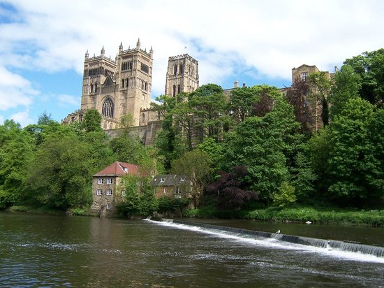 Sniperley Hall : Durham Cathedral