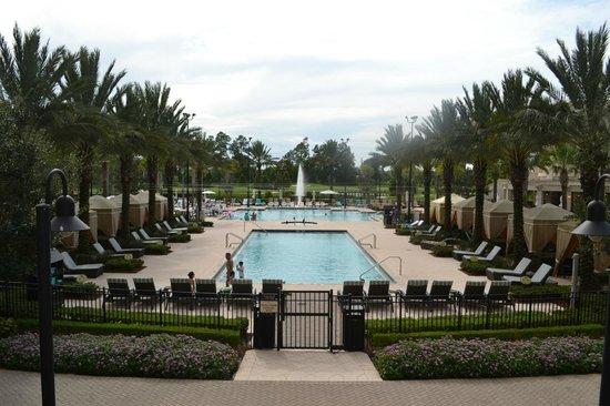 Waldorf Astoria Orlando: Pileta