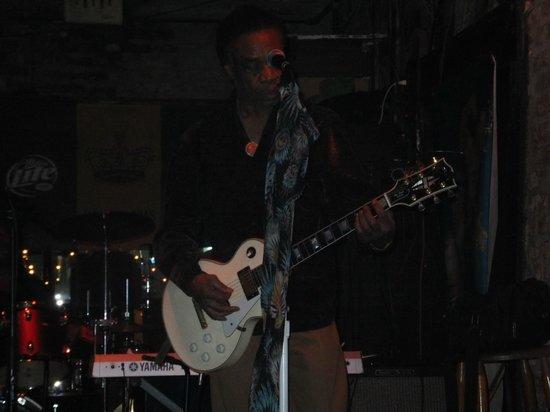 Bourbon Street: More great music