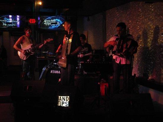Bourbon Street: Music