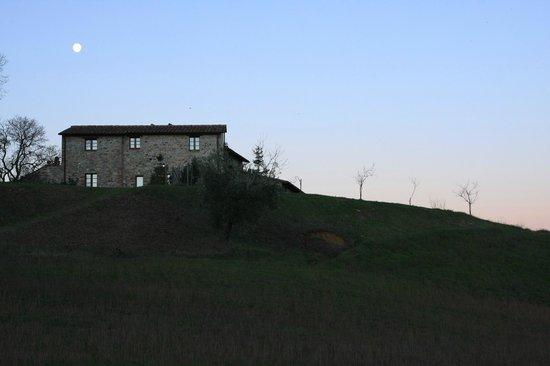 Agriturismo Gattogiallo: All'alba