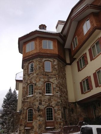 Tivoli Lodge: tower rooms