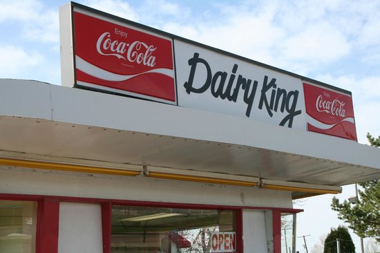 Dairy King & Mini Golf