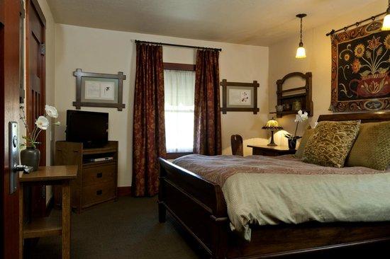 Blackbird Inn - A Four Sisters Inn: Guestroom 5
