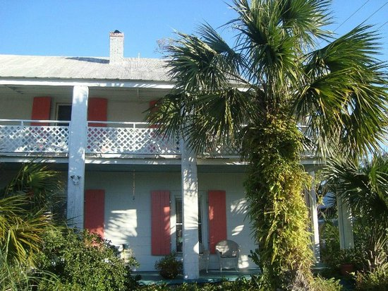 The Old Carrabelle Hotel: The beautiful house