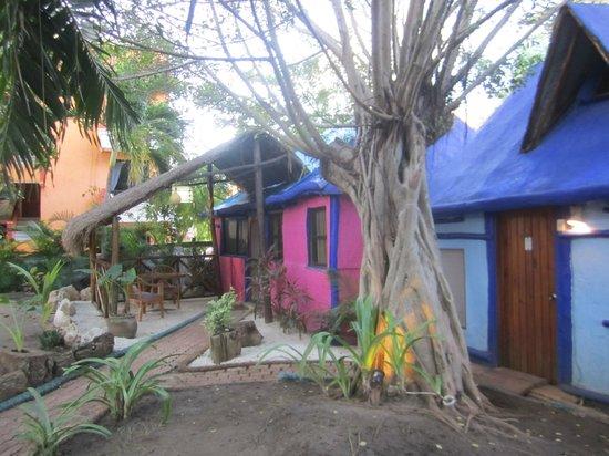 Amar Inn B&B: Cabanas