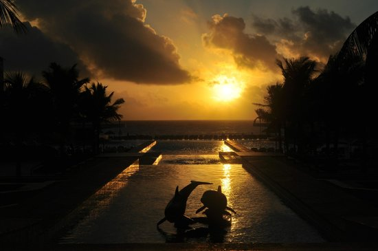 The Royal Sands Resort & Spa All Inclusive: sunrise