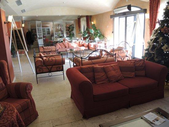 Hotel Borgo Di Cortefreda Relais: interno
