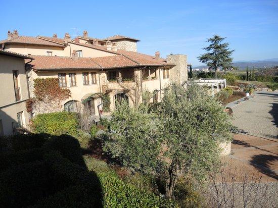 Hotel Borgo Di Cortefreda Relais: esterno