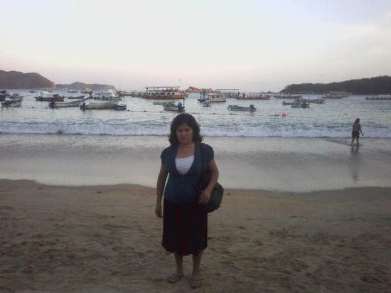 Playas Caleta y Caletilla : Playa Caleta