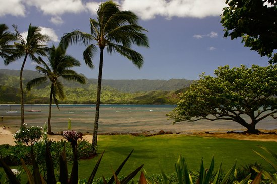St. Regis Princeville Resort: room view