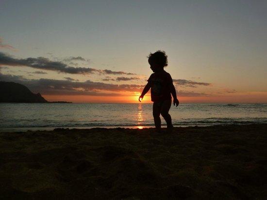 St. Regis Princeville Resort : sunset