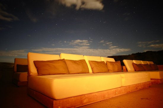 Amangiri: Outdoor Cinema/Presentation Area