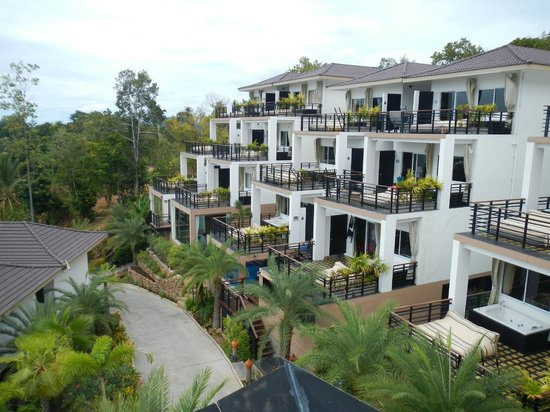 Mantra Samui Resort: Hotel & grounds