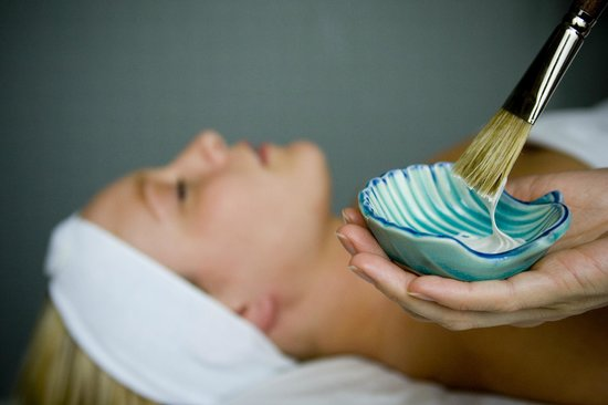 The Spa at Dolphin Bay : Natural Product Facial