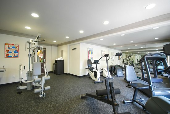 BEST WESTERN PLUS Austin City Hotel: Fitness