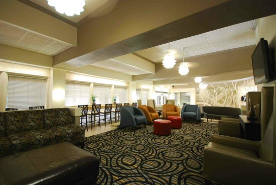 BEST WESTERN PLUS Austin City Hotel: Lobby Lounge