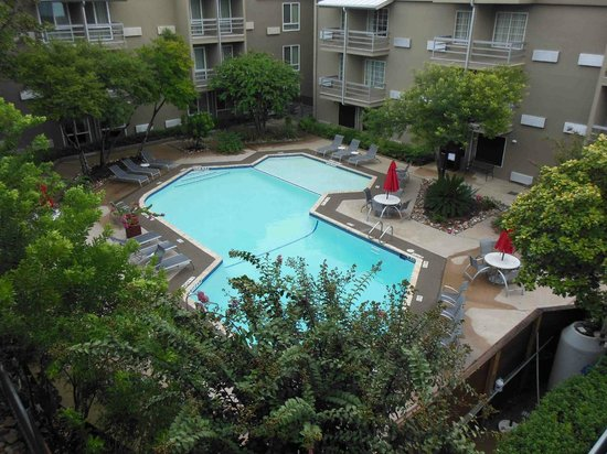 BEST WESTERN PLUS Austin City Hotel: Courtyad Pool & Spa
