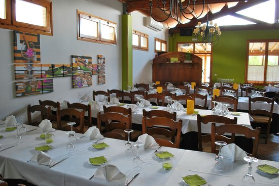 Restaurante Madre Luz: Comuniones 2012