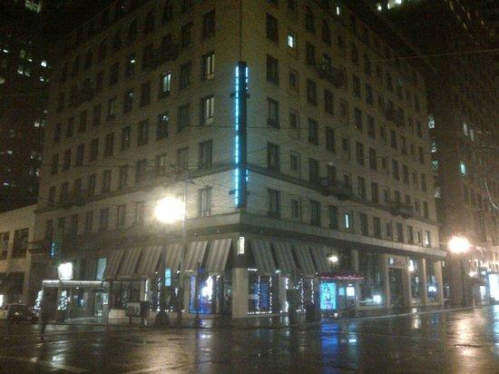 Galleria Park Hotel: hotel