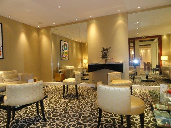 Atlantic Hotel : reception