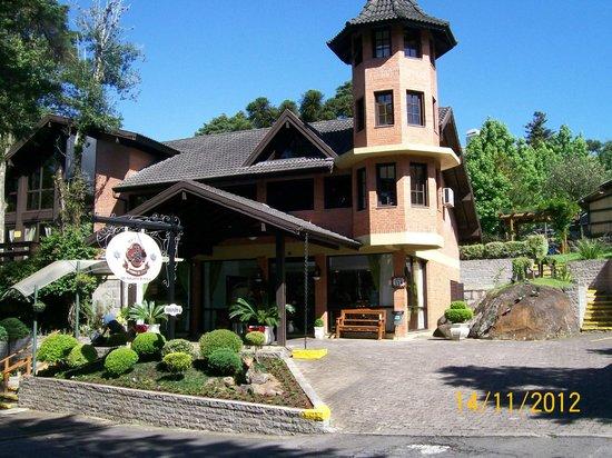Hotel Recanto da Serra: Portaria/recepção