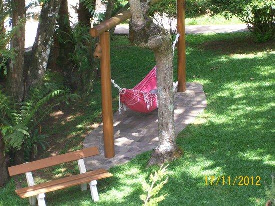 Hotel Recanto da Serra: vista do apto