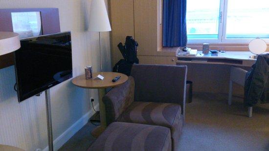 Sheraton Paris Airport Hotel & Conference Centre: Room