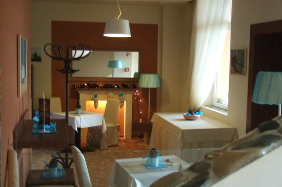 Ambient hotel Domzale: zona relax