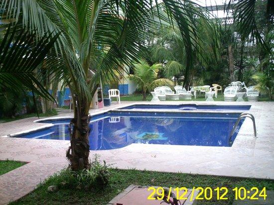 Tecolutla, Mexico: alberca
