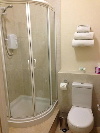 Kingsholm Hotel: Room 3 - Bathroom