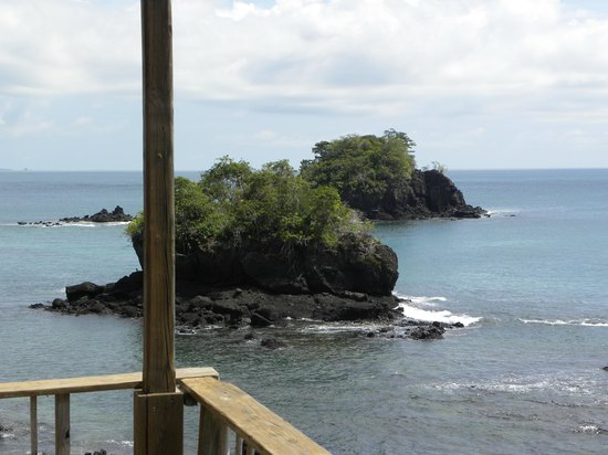 Hacienda del Mar: Another view from cabin 12 balcony