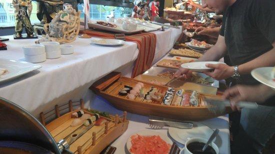 Foto de rustica de la costa verde lima buffet de sushis e ceviches tripadvisor - Rustica costa verde ...