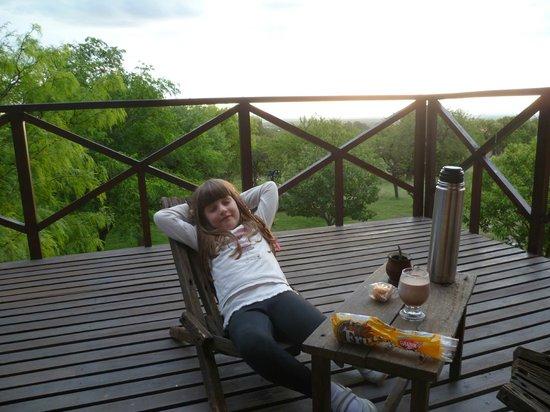 Cerros del Sol: balcon