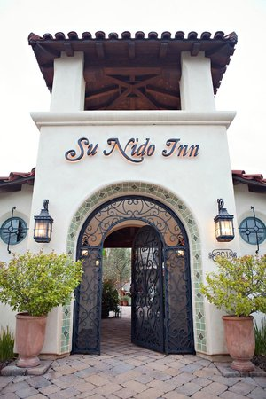 Su Nido Inn - Your Nest In Ojai: Sign