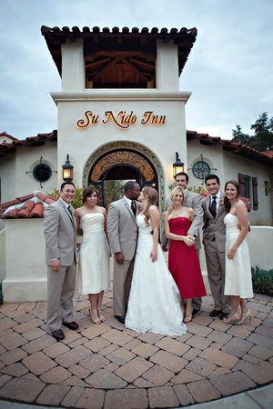 Su Nido Inn (Your Nest In Ojai): Wedding in Ojai
