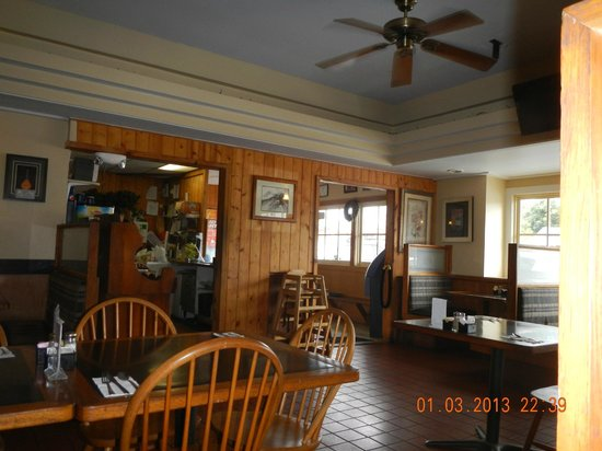 Black Rock Cafe: interior