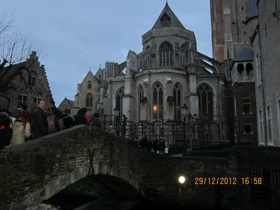 In Bruges Events - Day Tours: Groene Rel