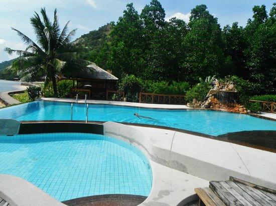 El Rio y Mar Resort: Pool solo!