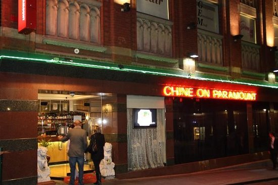 Chine on Paramount